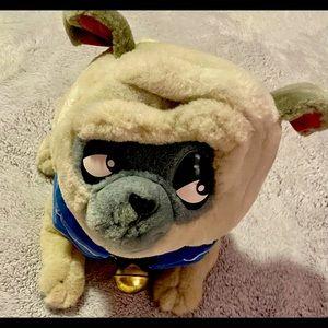 Rare Pocahontas Percy dog plush!